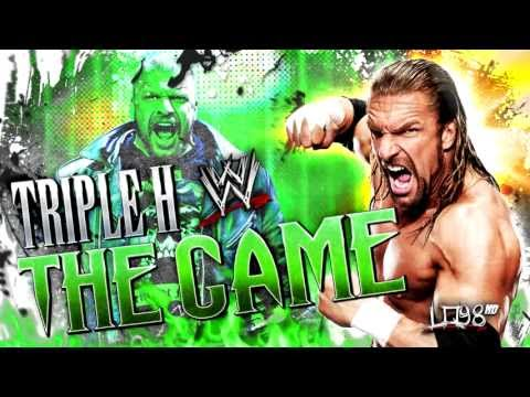 """WWE: Triple H Entrance Theme:""""The Game"""" (iTunes) + [Real WWE Edit] + Download Link"""
