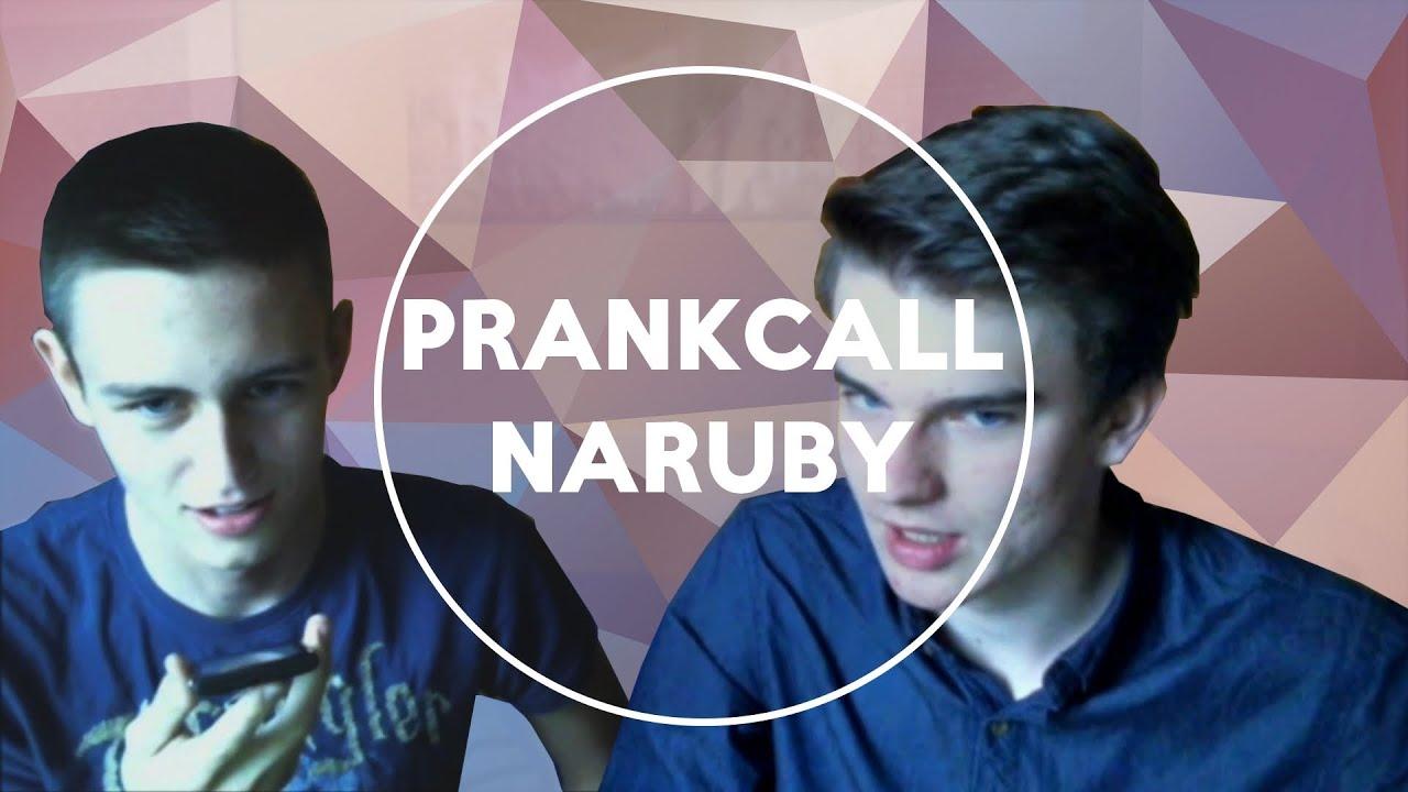 Prankcall Naruby w/Tomáš