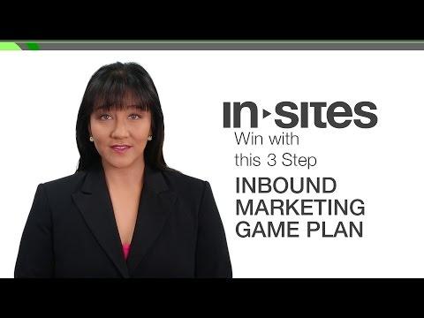 Inbound marketing strategy & game plan