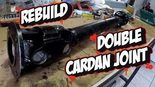 Video how to rebuild double cardan joint download MP3, 3GP, MP4, WEBM, AVI, FLV Juni 2018