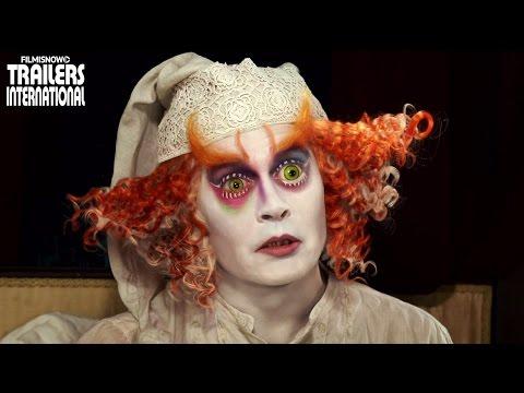 Trailer do filme Alice Através do Espelho