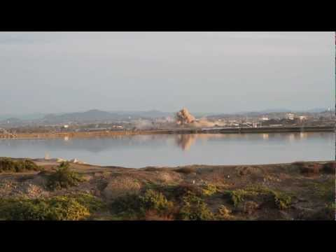 Power Plant Implosion