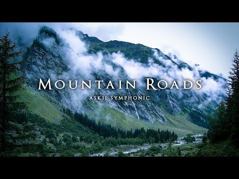 Mountain Roads | Orchestral Deep Atmospheric Ambient Music | ASKII Symphonic