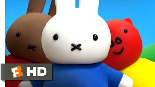 Miffy the Movie (2014) - We're Going on a Treasure Hunt Scene (1/10) | Movieclips