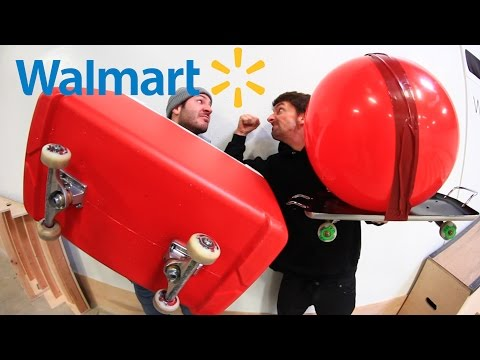 WALMART EDITION | SKATE EVERYTHING WARS EP 4