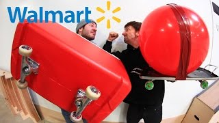 WALMART SKATE EVERYTHING WARS | EP 5