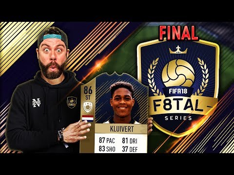 THE F8TAL FINAL!!!! NICK28T VS FUJI!!!! FIFA 18 ULTIMATE TEAM - F8TAL ICONS #8