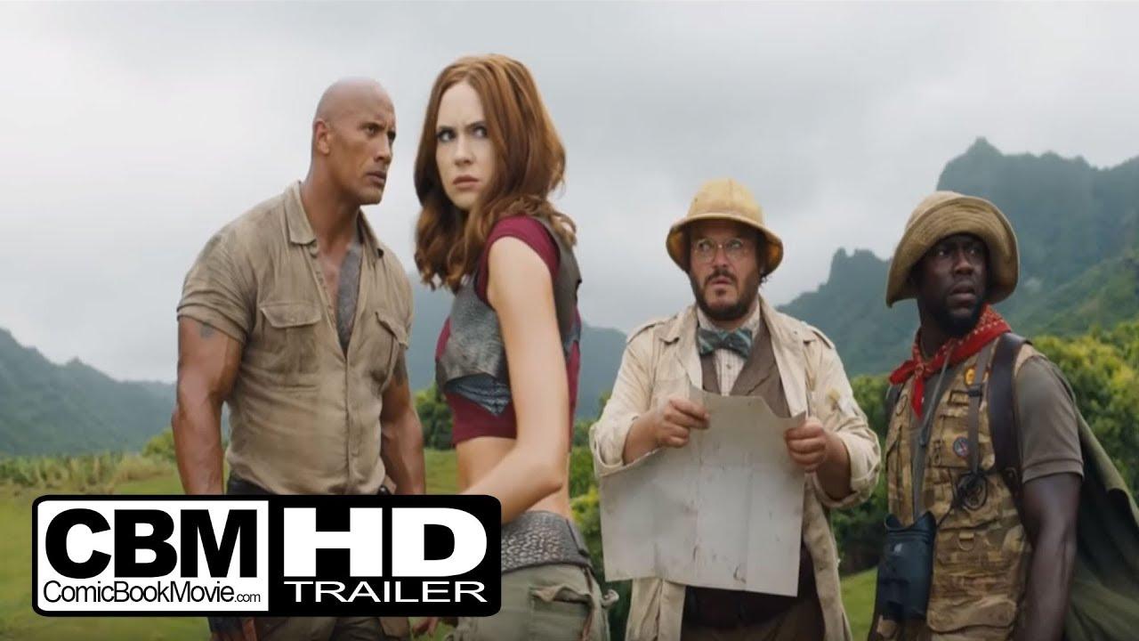 Download Jumanji 2: Welcome To The Jungle - International Trailer #3 - 2017 Dwayne Johnson, Action Movie HD 1