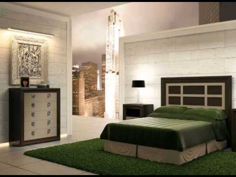 Armarios de dormitorio camas de matrimonio mesillas y for Armarios de matrimonio