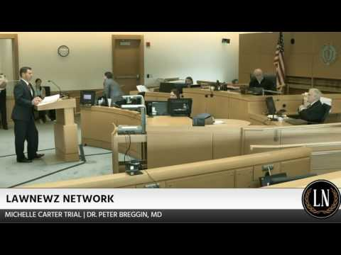 Michelle Carter Trial Day 5 Part 1 Dr. Peter Breggin Testifies 06/12/17