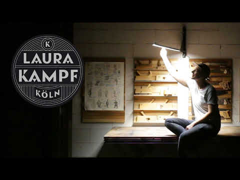 How to build a Swiveling Workshop Lamp