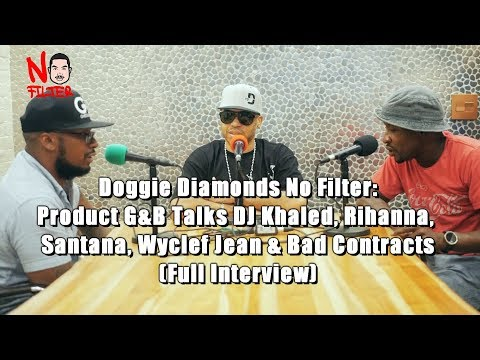 Product G&B Talks DJ Khaled, Rihanna, Destiny's Child & Bad Contract With Wyclef (Full Interview)
