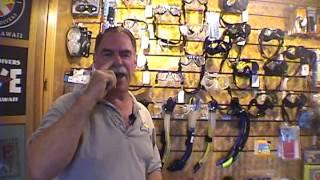 Choosing Mask, Snorkel \u0026 Fins MPEG2
