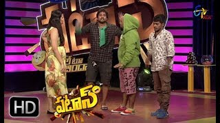 Patas |  Crazy Lobo & Prasad Jokes War Performance | 16th August 2017