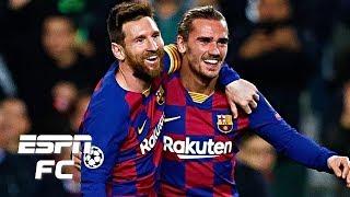 Following barcelona's 3-1 win vs. borussia dortmund at the camp nou, espn fc's alejandro moreno, craig burley, steve nicol and frank leboeuf examine stat...