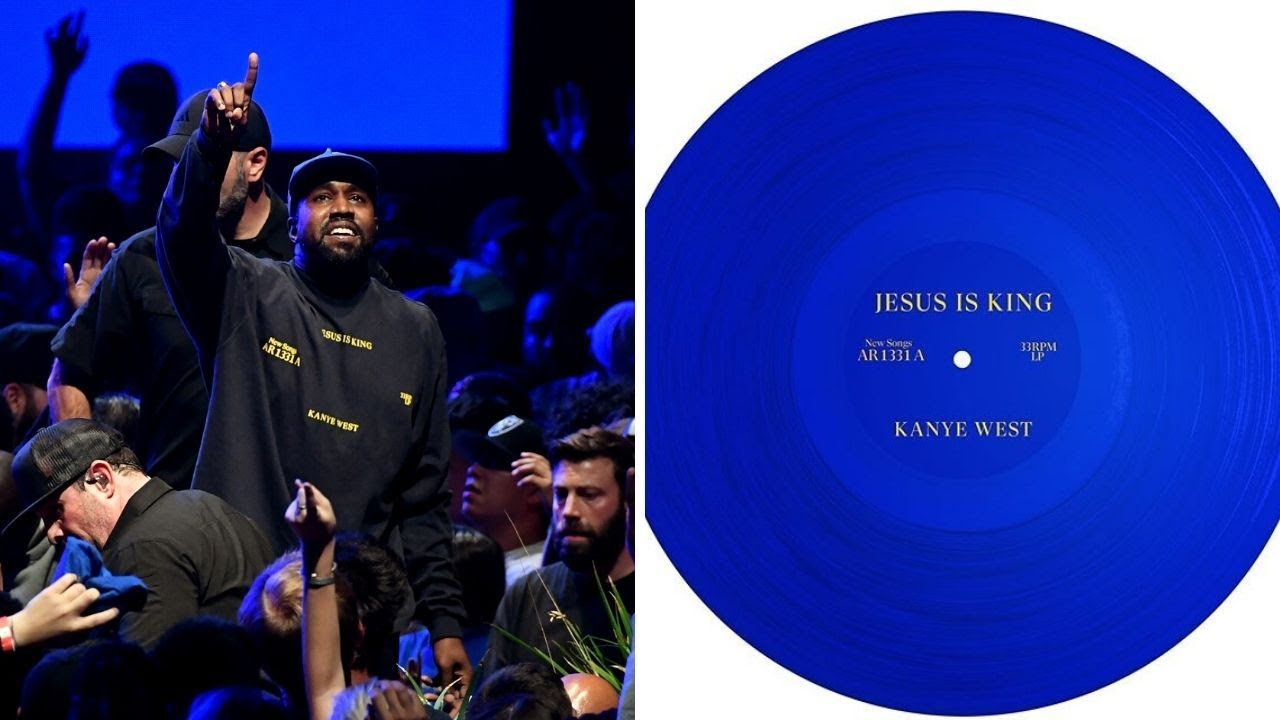 Kanye West Drops New Album 'Jesus Is King' and Is Streaming To The Top