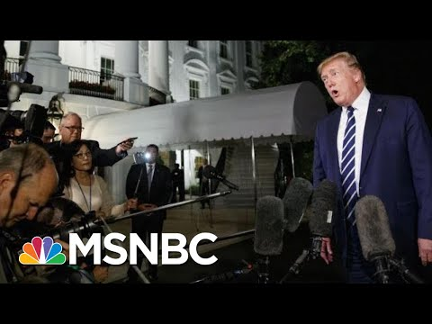 Trump Doubles Down On Claim He Can Order US Companies To Cut Ties With China | The 11th Hour | MSNBC