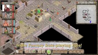 Avernum: Escape From the Pit Trailer
