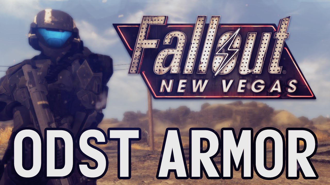 Fallout Halo Armor Mods Vegas New