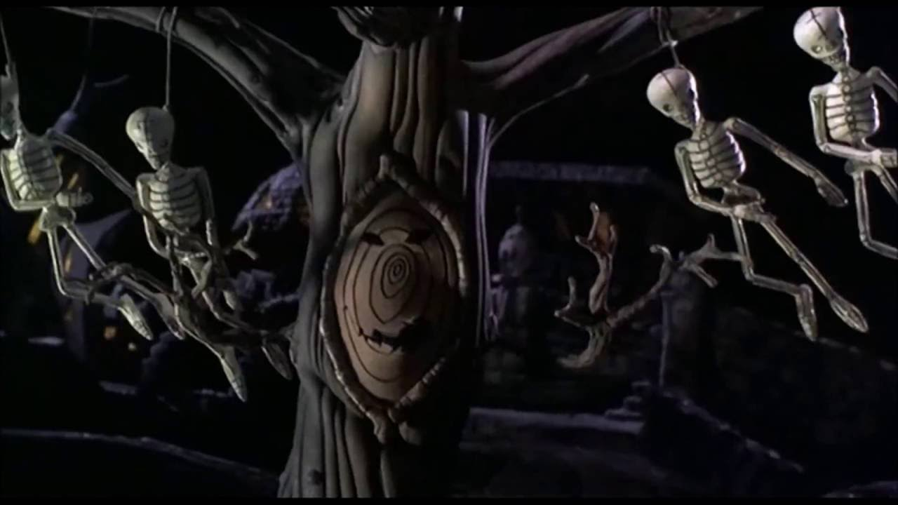 Opening Scene - The Nightmare Before Christmas - YouTube