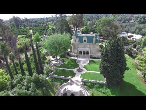 Redlands CA By Drone (4k Video)...