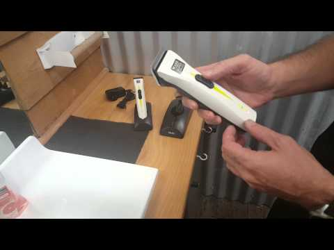 wahl super cordless and wahl super trimmer review youtube. Black Bedroom Furniture Sets. Home Design Ideas