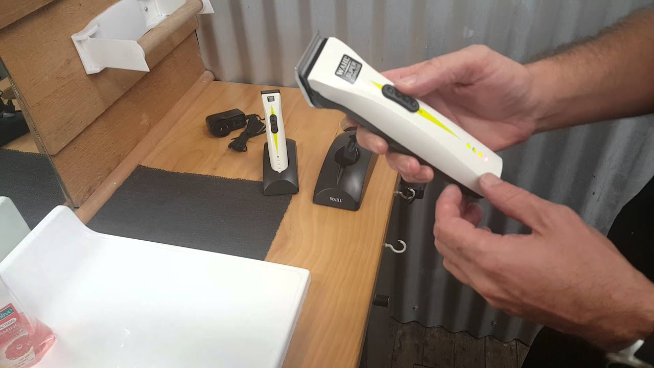 Wahl Super <b>Cordless</b> and Wahl Super Trimmer Review - YouTube