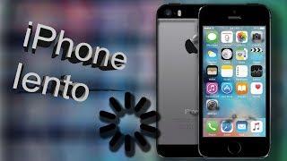 Apple admite poner lentos a los iPhone
