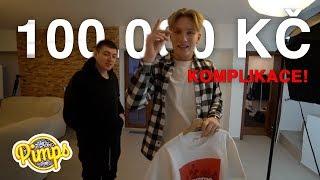 JAK Z 1 KORUNY UDĚLAT 100.000 KČ - MÁME KOMPLIKACE?! (Den 6)