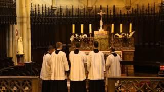 Introït de la Messe de la Toussaint + Kyrie XII