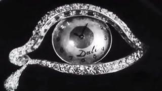 1954 Joyas y relojes de Salvador Dalí en Madrid - Expo Joyas New York Vanderbilt Whitney
