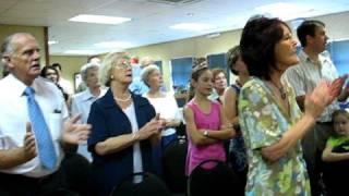 AGS Pretoria Oos sing heerlik Mariette en Pierre Labuschagne