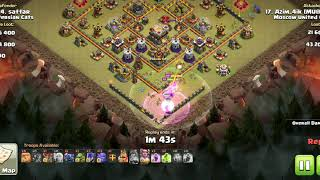 Clash of MU ! Azim (Ната) КвинХил (Clash of Clans