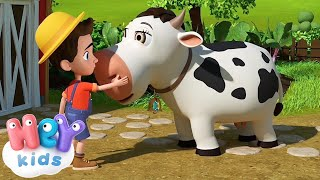 Моя Буренка - Песни для детей с животными