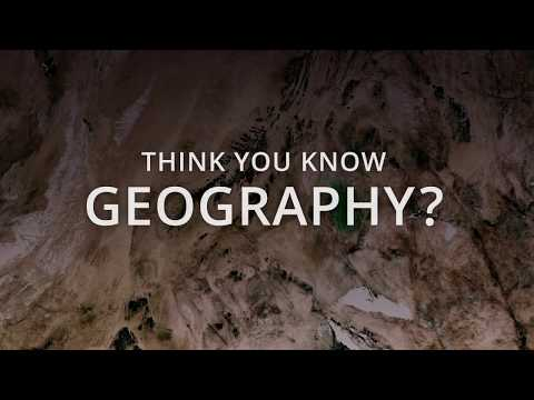 Think You Know Geography?
