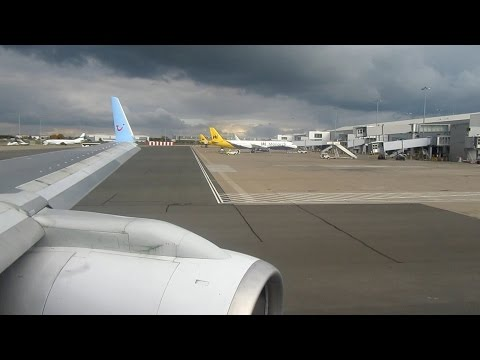 03: Birmingham Airport to Rhodes Airport | TOM 7644 - 22nd October 2016, [15:18]