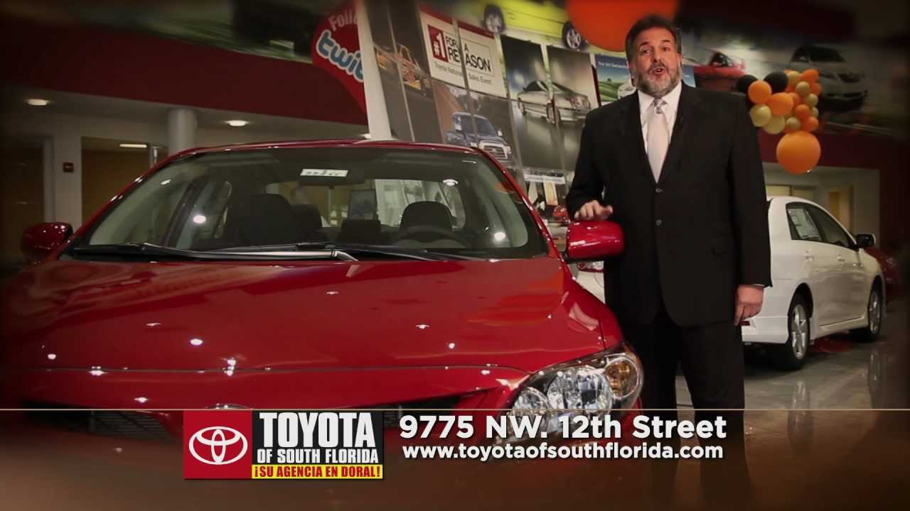 Toyota Of South Florida >> Toyota South Florida Venta Corolla 30 Seg
