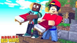 BED WARS IN ROBLOX DON'T GET COMFORTABLE - Roblox gaming adventures