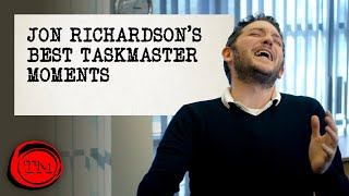 Jon Richardson's Best Taskmaster Moments