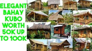 22 Design Of 50k To 100k Elegant Bahay Kubo!