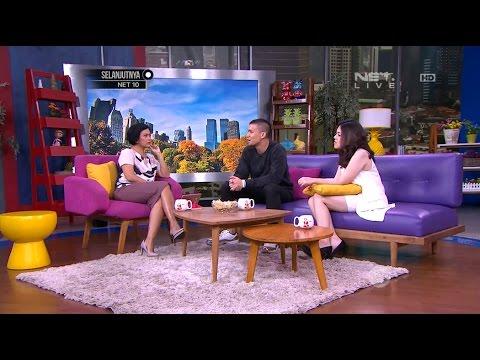 Tina Toon dan Teh Sarah Rebutan Mau Main Film