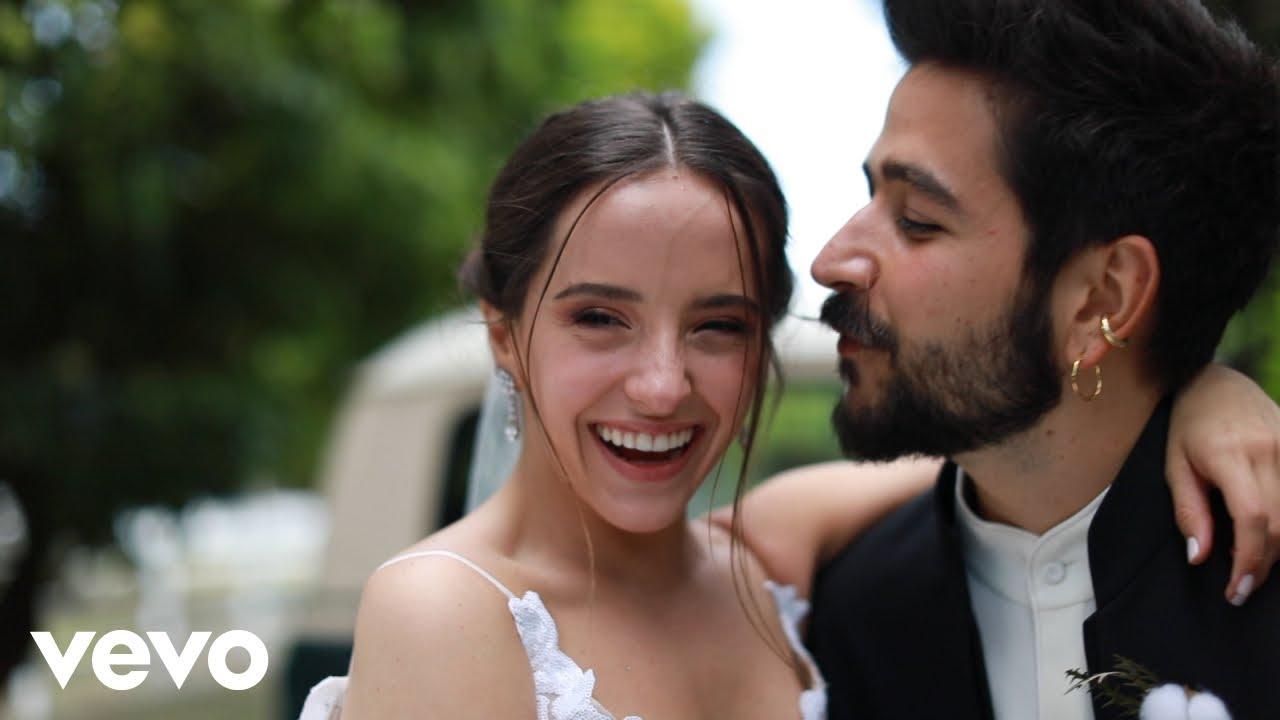 Camilo, Evaluna Montaner - Por Primera Vez (Official Video)