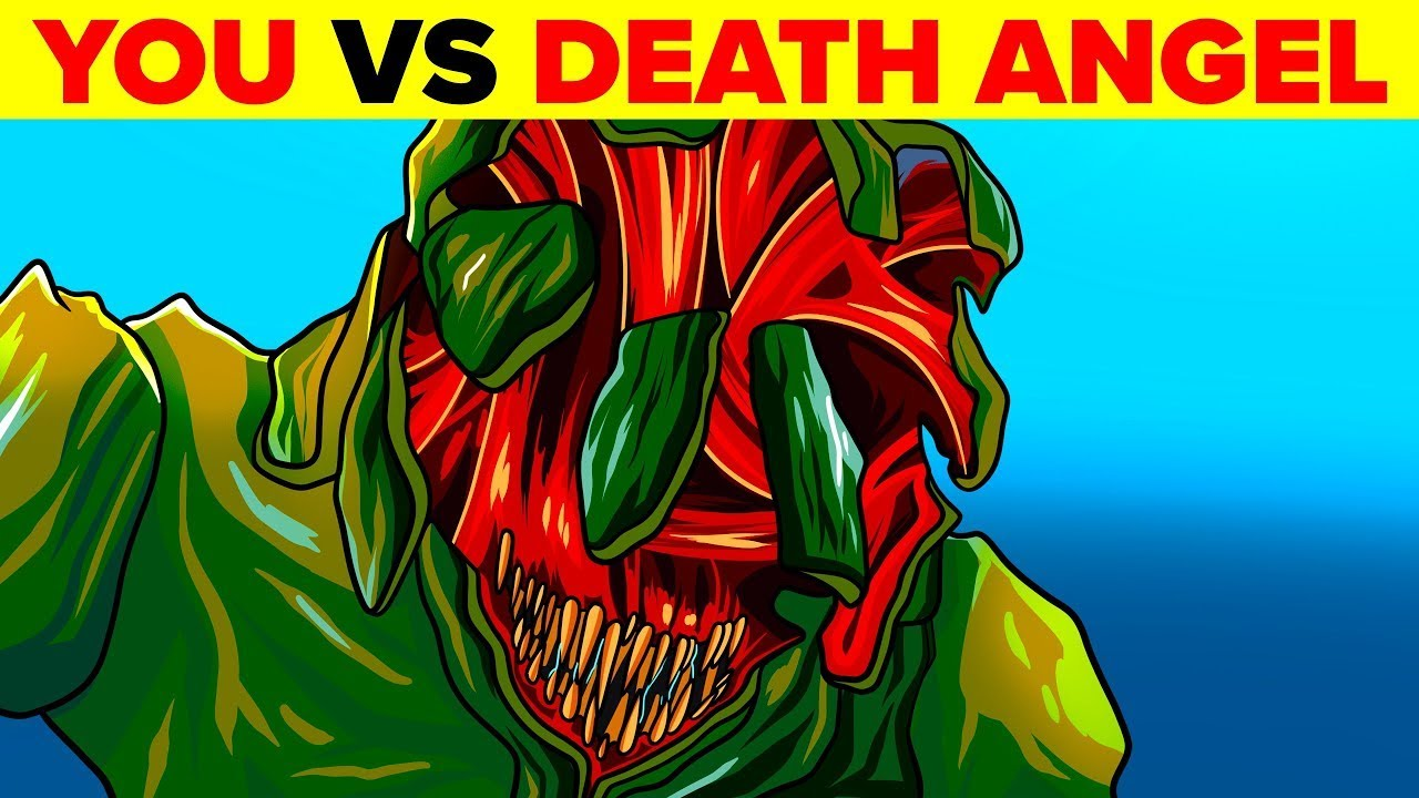 You vs Death Angel Alien in A Quiet Place Movie – Could You Defeat and Survive It?
