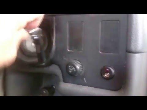 Cobra 8510 Touch key immobiliser