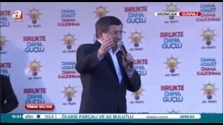 Selam Olsun - Ak Parti Erzincan Mitingi (26 Nisan 2015)