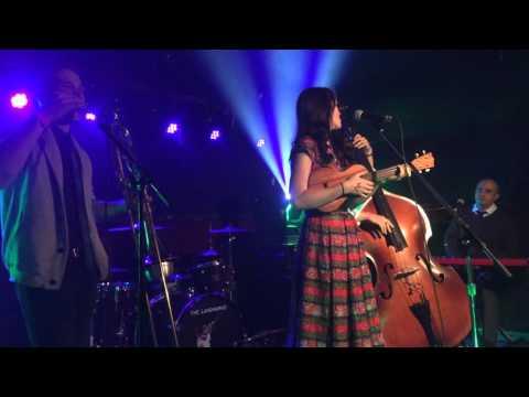 Olivia Millerschin live at Folk the Pig 2016