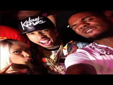 Tyga - ChiRaq To LA ft  The Game (Lil Durk Diss - 40 Glocc Diss)