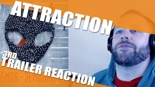 Attraction Trailer Reaction [Притяжение] - Brush up on your ALIEN ETHICS!