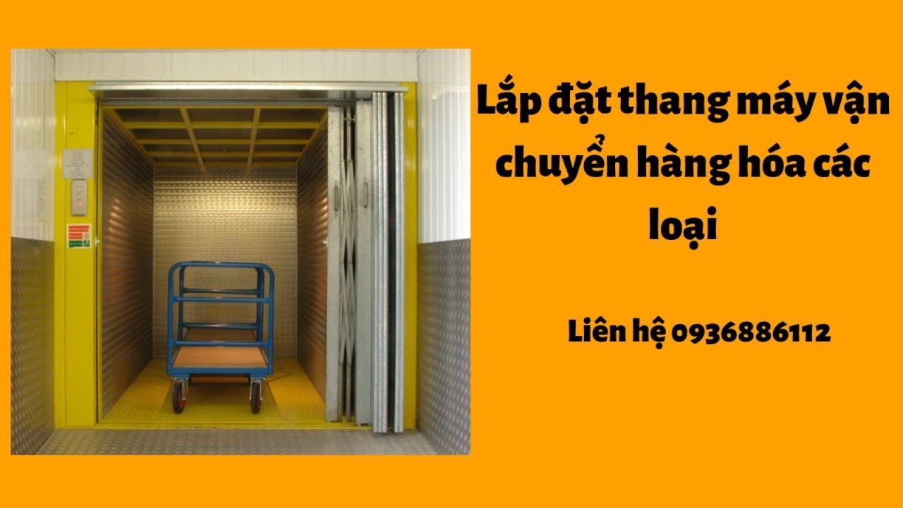Lắp đặt thang máy vận chuyển hàng hóa các loại | Thang máy Hexacorp