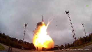 Russia test fires 2nd Yars ICBM in 10 days